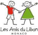 logo les amis du liban monaco